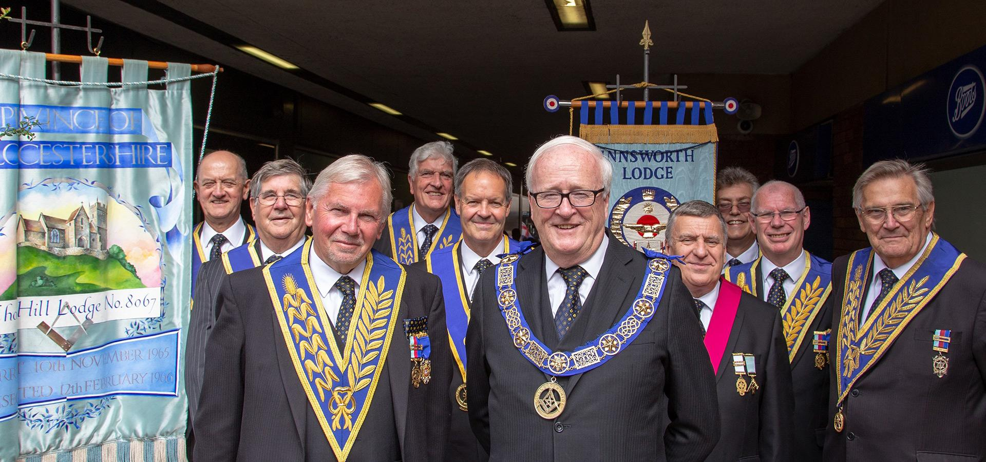 The Provincial Grand Lodge of Gloucestershire |