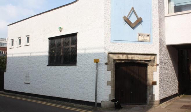 Gloucester Masonic Hall The Provincial Grand Lodge Of Gloucestershire